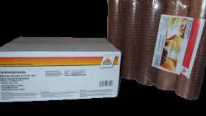 Holzbriketts in Karton oder Folie